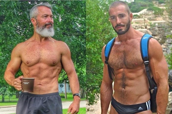 15 немолодых мужчин, которых возраст только красит