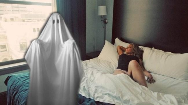 Есть ли секс после смерти? Истории людей, которые утверждают, что делали «это» с призраком