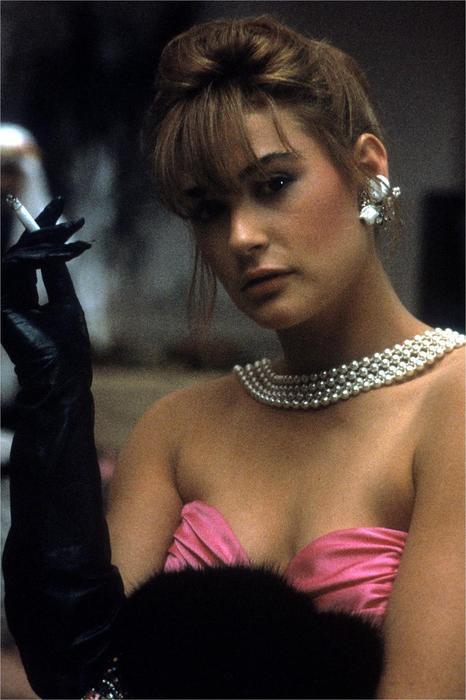 Когда легендарной актрисе Деми Мур исполнилось 55 лет?