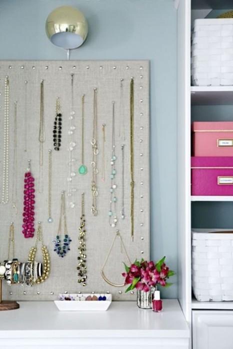 Как хранить украшения: 13 отличных идей!