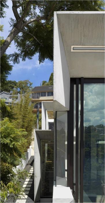 Дизайн и интерьер энергоэффективного дома в Сиднее