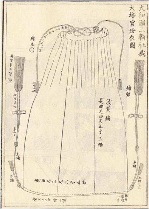 Легендарный самурайский плащ хоро