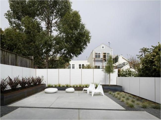 Дом для семьи с двумя детьми от архитекторов Сан Франциско