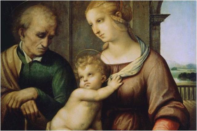 Почему младенцы на средневековых картинах выглядят как кошмарные мужички