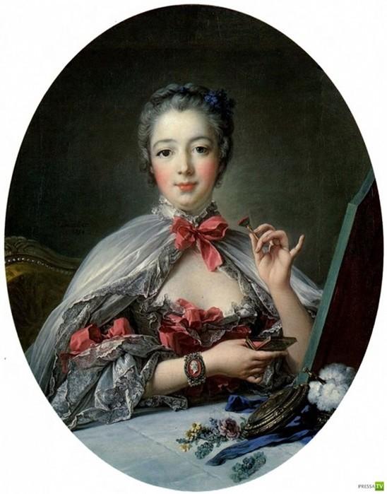Как король Людовик XV разорял Францию ради собственных развлечений