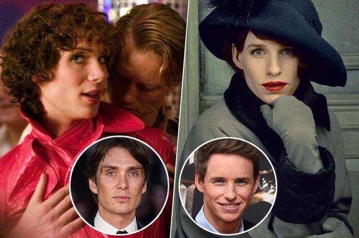Женские роли, блестяще сыгранные актерами мужчинами