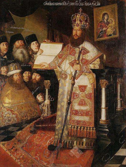 Патриарх Никон— великий реформатор, который неожиданно стал «антихристом»