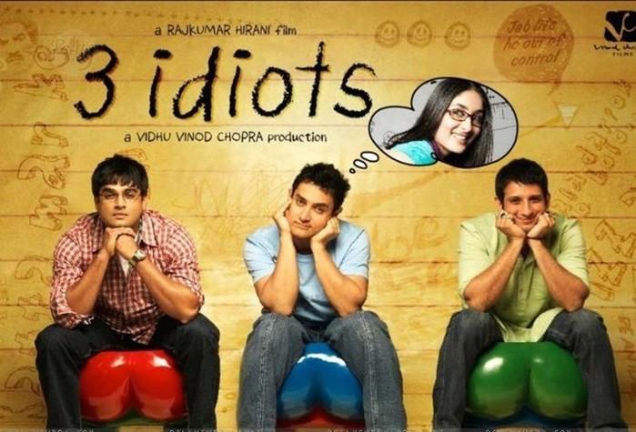 «3 идиота»   индийский фильм, который сносит крышу