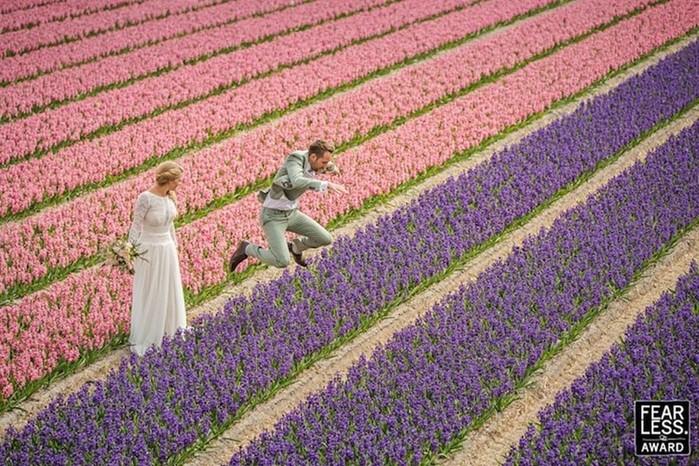 Лучшие свадебные фотографии со всего мира— признанная романтика!