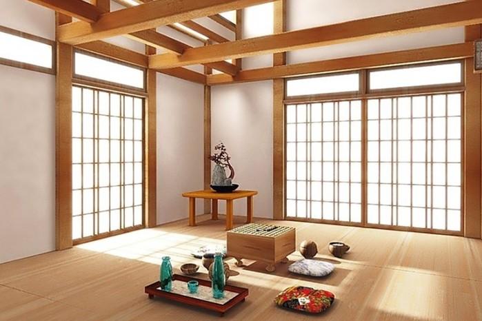 Интерьер в японском стиле— что это такое?