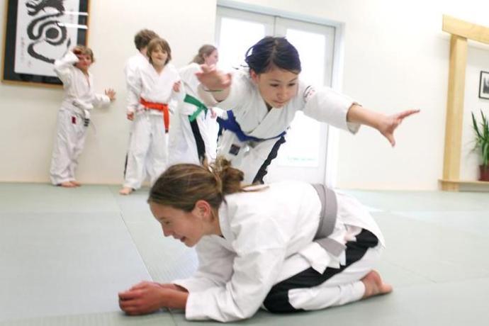 Детское айкидо как фундамент гармоничного развития ребенка