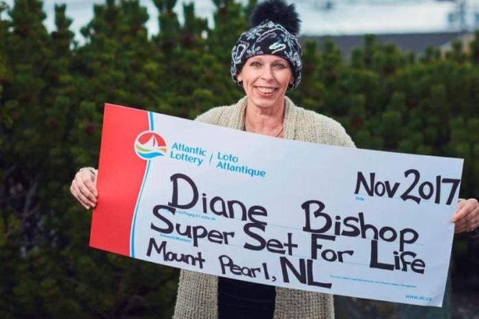 Двойной джекпот: больная раком выиграла в лотерею и на радостях стала выздоравливать