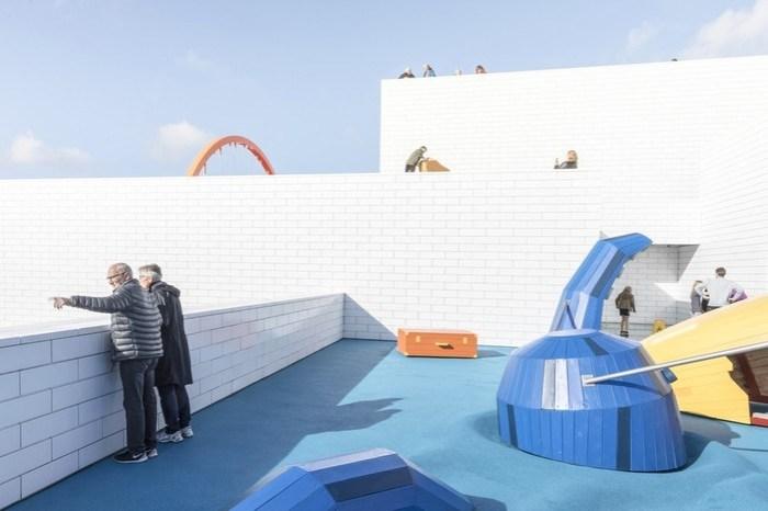 Дом Лего   LEGO House в Дании