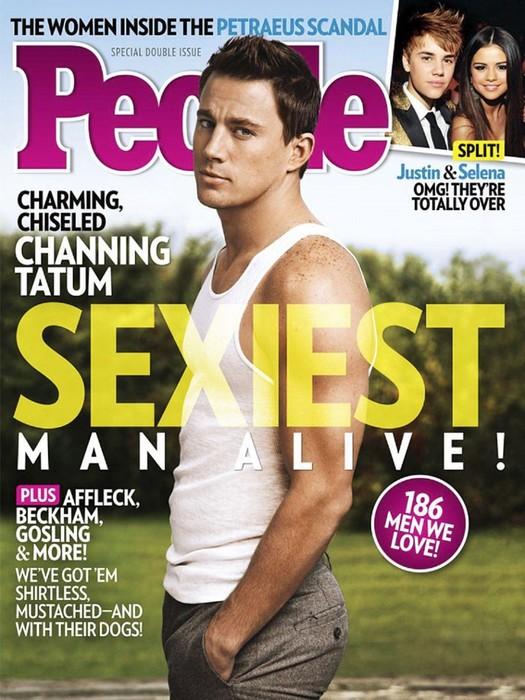 Самые сексуальные мужчины знаменитости (1990—2017) по версии журнала People