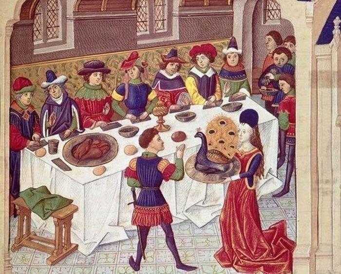 Сейчас это шокирует, а в Средневековье было обычным делом