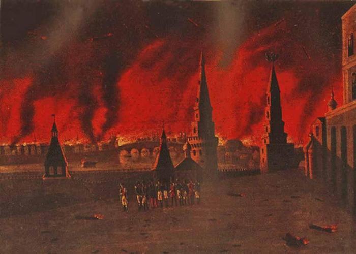 Самые крупные пожары в Москве, когда город сгорал дотла— 7 случаев из истории