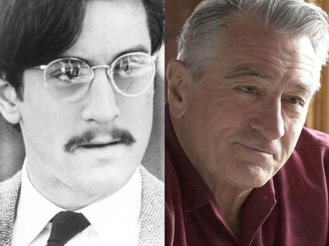 Знаменитости в своих первых фильмах и сейчас