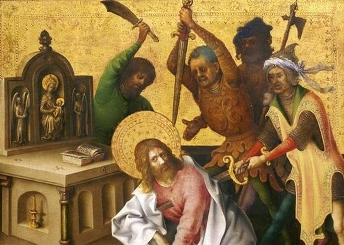 Картинки по запросу казнь апостола павла