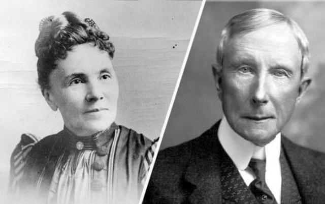 Джон Рокфеллер и Лаура: захватывающая история любви