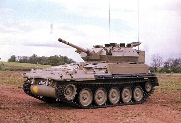 Первый личный танк для прогулок и поездок по магазинам