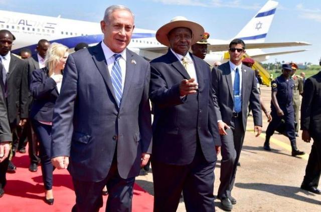 Операция «Энтеббе». Как евреи хотели создать Израиль в Уганде