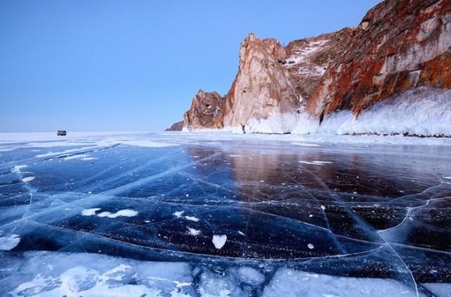 Потрясающие фотографии российской зимы