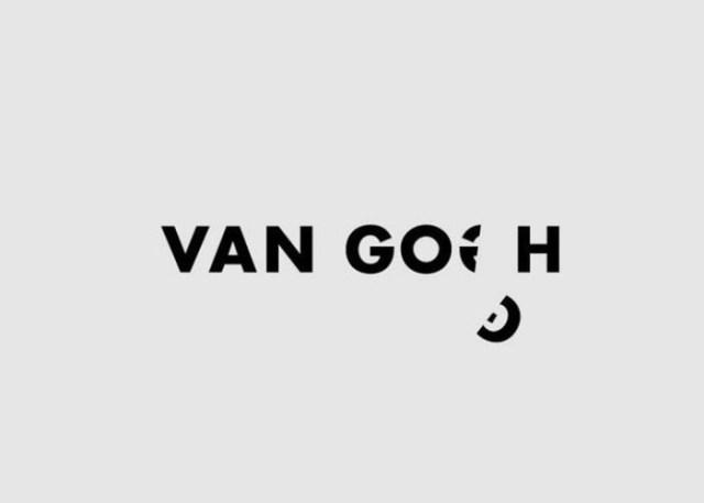 Нарисованные слова корейского дизайнера Джи Ли