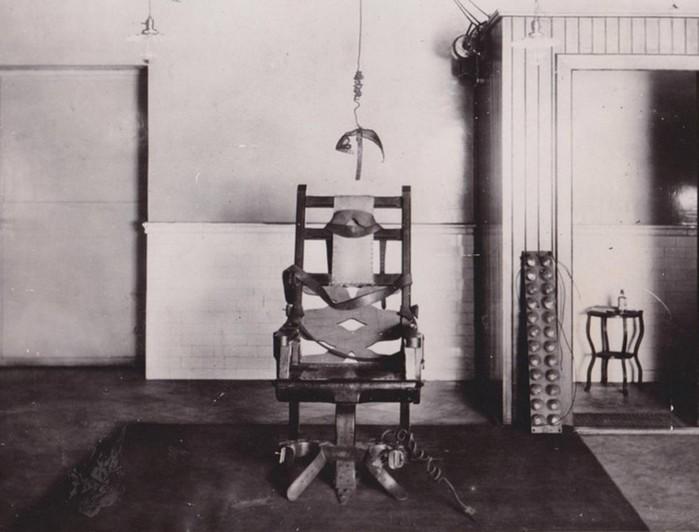 Люди, на которых испытывали популярные способы казни