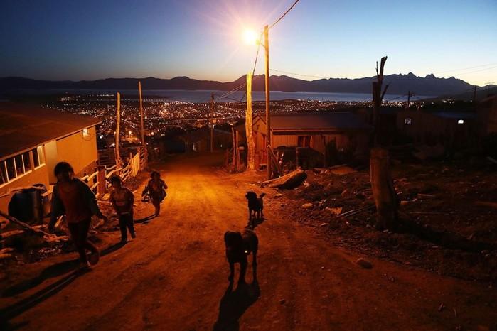 Ушуайя— город на самом краю света