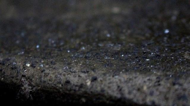 Немецкий алмазный город Нёрдлинген в кратере метеорита