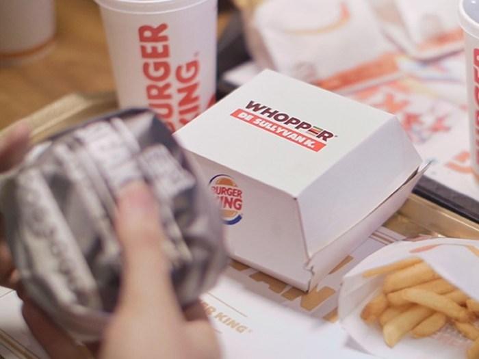Burger King подарил целый ресторан своему самому активному поклоннику