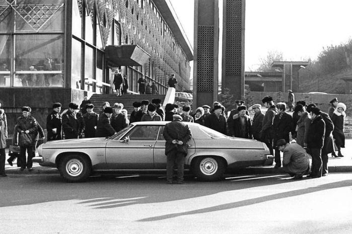 Как советские граждане покупали иномарки
