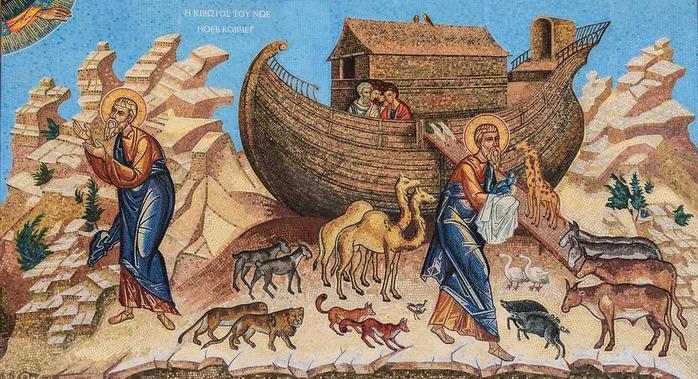 Где все таки находится библейский Ноев ковчег