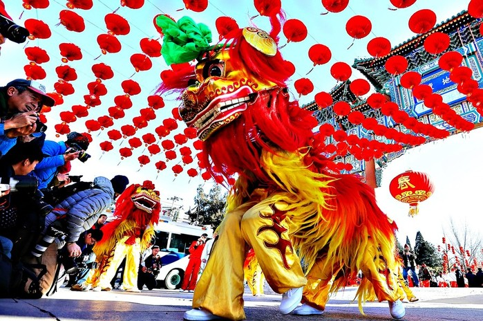 Топ 4 мероприятия в Китае на новогодние праздники