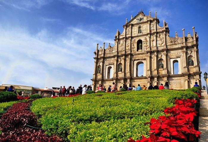5 веских причин влюбиться в Макао