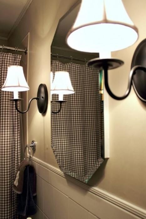 Как сделать, чтобы зеркало в ванной не запотевало?