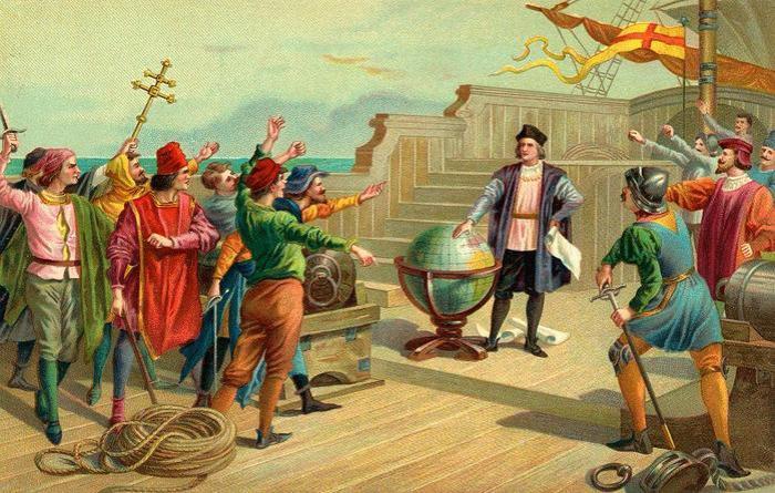 Как русские узнали об открытии Америки