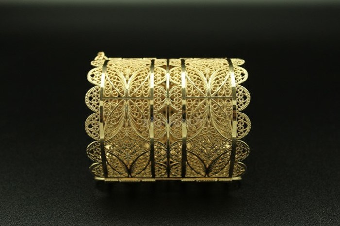 Загадочные золотые артефакты
