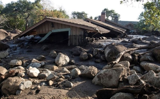 Эпичные фотографии из Калифорнии, где произошли смертоносные сели