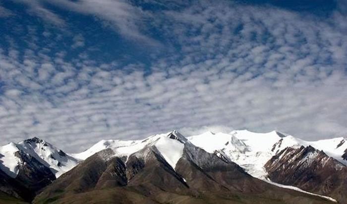 Гора Куньлунь— китайские Врата Ада