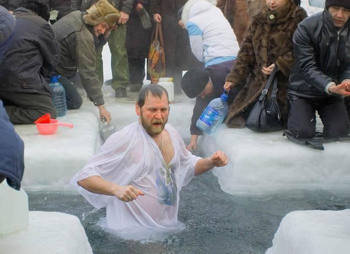 Что нужно знать о Крещении, прежде чем окунуться в иордань