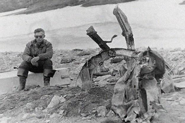 12 страшных находок, обнаруженных в ледниках