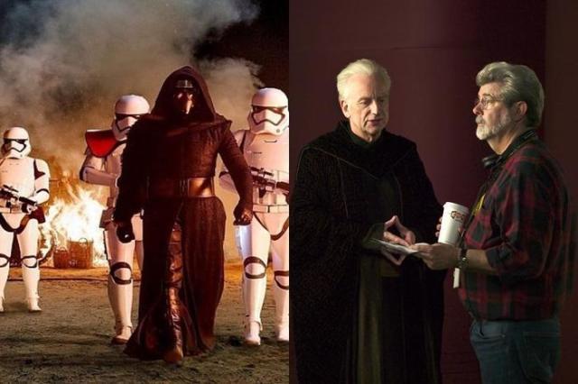 «Звездные войны» продолжаются. Джордж Лукас снимет новую трилогию