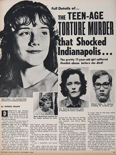Фильмы о женщинах убийцах, основанные на реальных жутких событиях