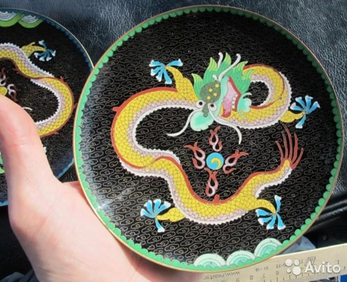 Мастерство клуазоне в Китае— древнейшая техника перегородчатой эмали