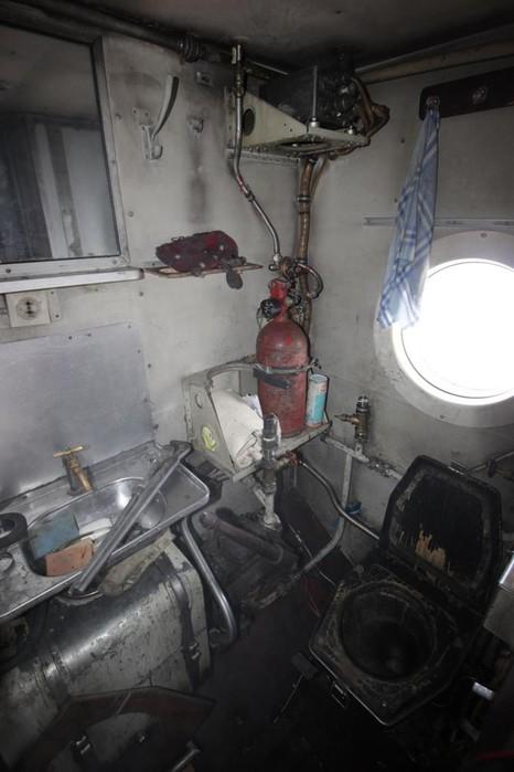 Устройство вездехода «Харьковчанка II»