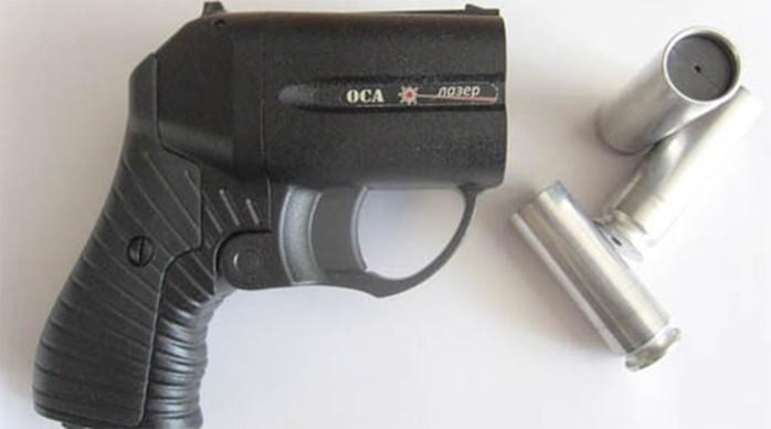 Эта пятерка травматических пистолетов очень мощна