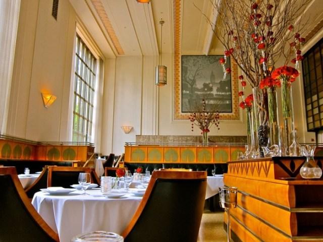 Что дают на обед в самом лучшем ресторане мира