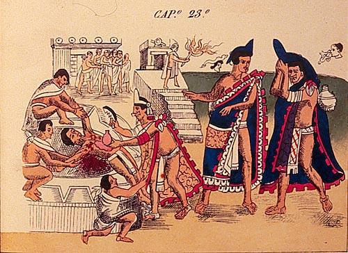 Как в Америке жили до Колумба