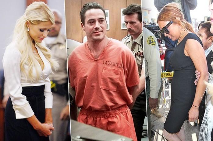 Знаменитости, побывавшие за решеткой, вспоминают о тюрьме
